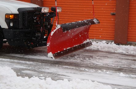 Commercial Snow Plowing for Crystal Lake Businesses!
