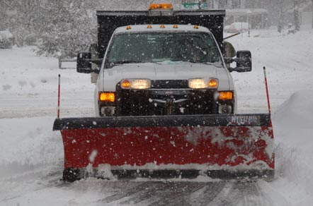 Residential Snow Plowing Company in Crystal Lake, IL