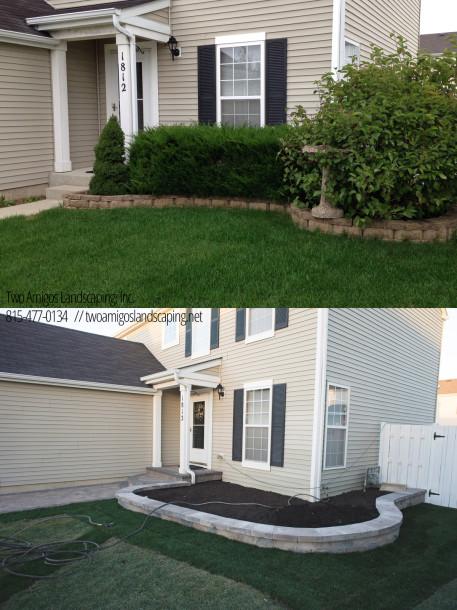 brick-garden-wall-retaining-installation-woodstock-il