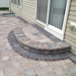 brick-patio-half-circle-step-crystal-lake-il